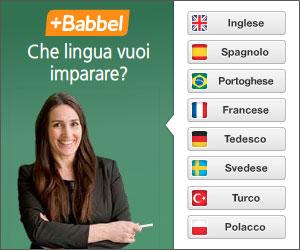 Impara una lingua con Babbel!